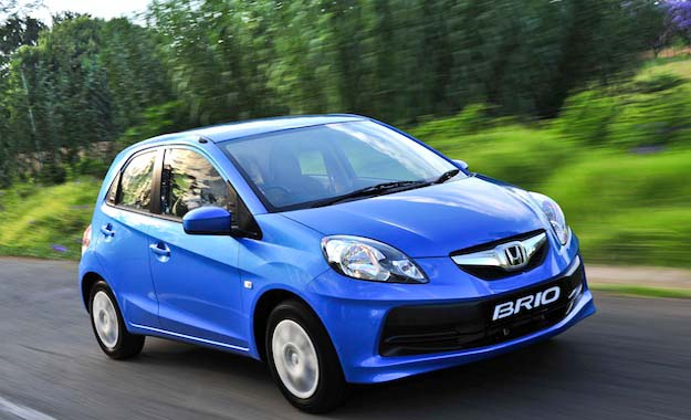 Honda Brio 1.2 i-VTEC